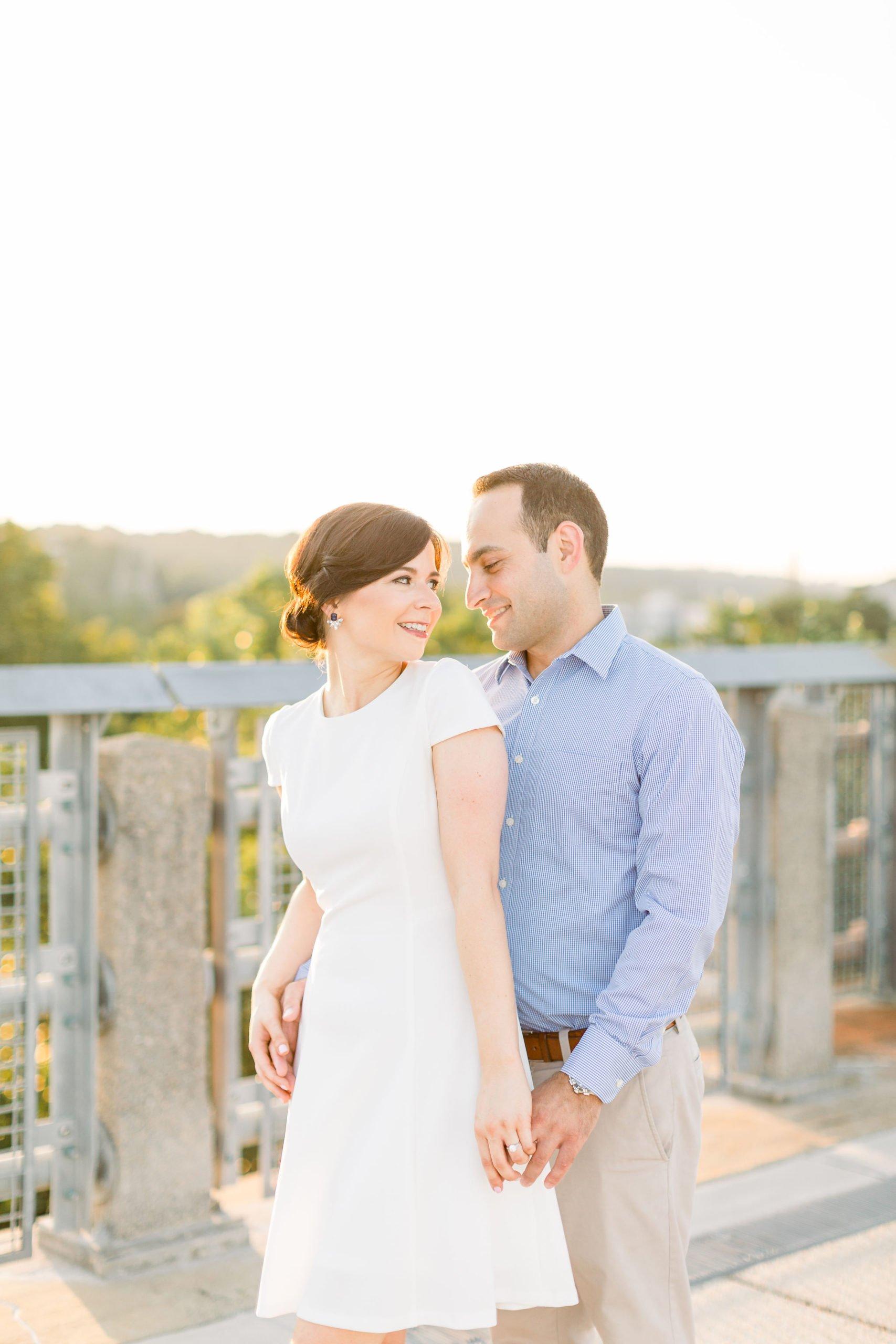 Couple Engagement Photo