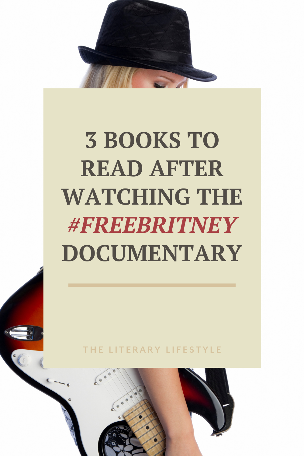 3 books to read after you watch the free britney documentary